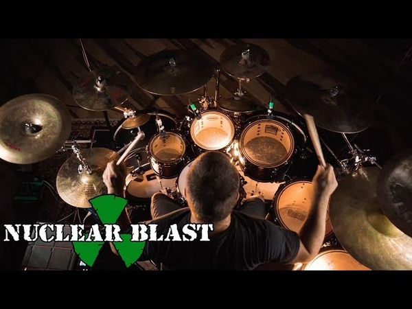 DESPISED ICON Unbreakable OFFICIAL DRUM PLAYTHROUGH