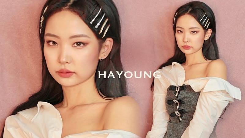 [ENG] 블랙핑크 제니 솔로 커버 메이크업 BLACKPINK Jennie SOLO Cover Makeup Tutorial 🖤💗 | 변하영 hayoung