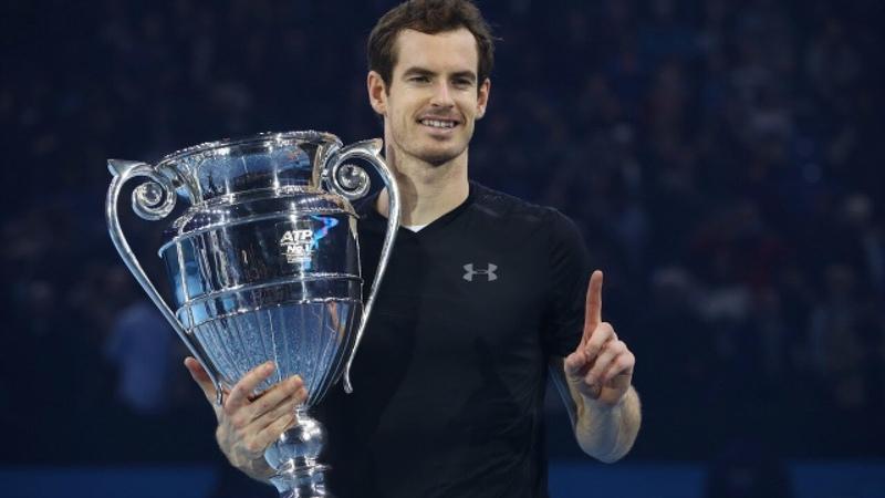Andy Murray Beats Novak Djokovic To Finish No. 1 In London | ATP Finals 2016