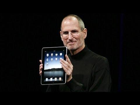 Steve Jobs introduces Original iPad Apple Special Event 2010