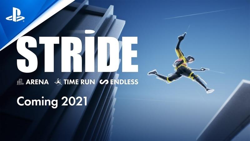 Stride - Announcement Trailer | PS VR