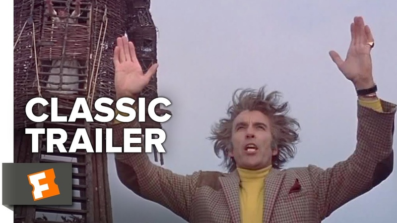 The Wicker Man 1973 Official Trailer Christopher Lee Diane Cilento Horror Movie HD