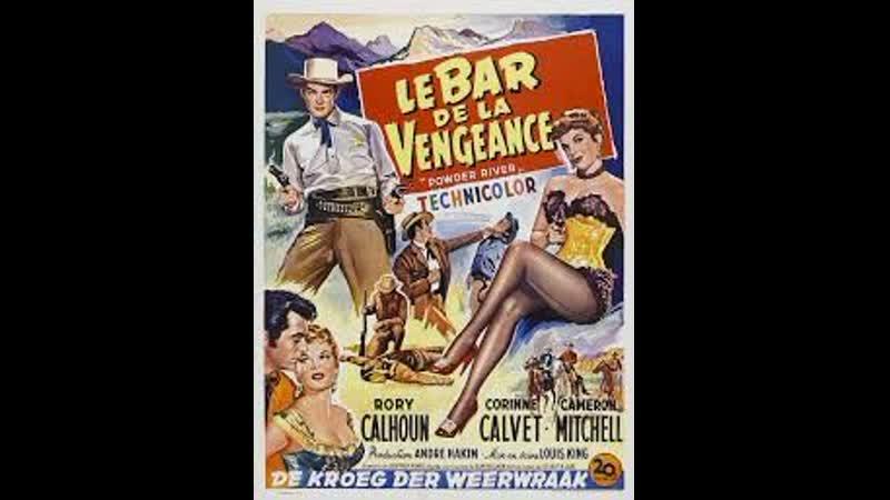 HONRA Sem Fronteiras 1953 - western (dublado) HD