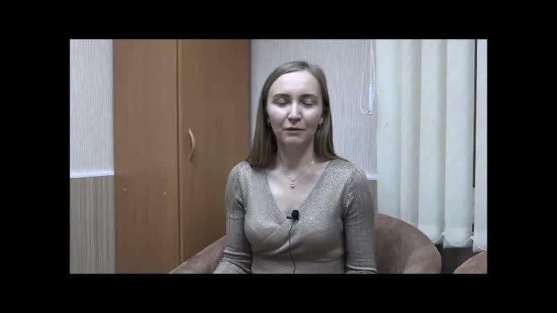 Отзыв о семинаре Ярослава Климанова Таинство звука Юлия