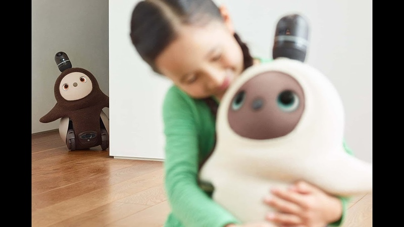 Lovot the robot that empathize with your emotions, giving you love and affection by GROOVE X