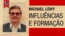 Michael Löwy influências e formação Lukács Rosa Goldmann e Benjamin