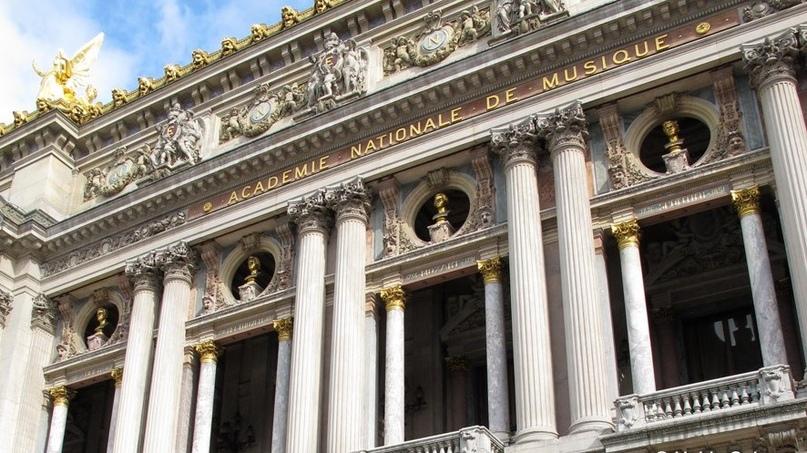 Opéra Garnier – красота со своенравным характером, изображение №4