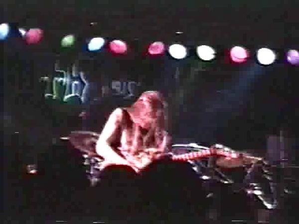 Devastation and Sepultura 11141989 Skyroom, Buffalo, NY