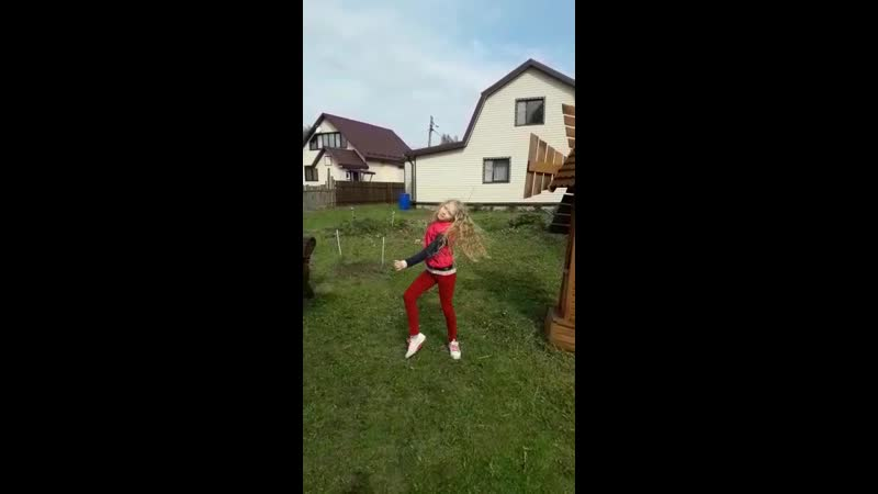 Алина Левочкина 5 8 соврем танец комбинации стилизация