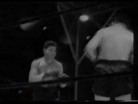 Joe Louis vs Max Schmeling I