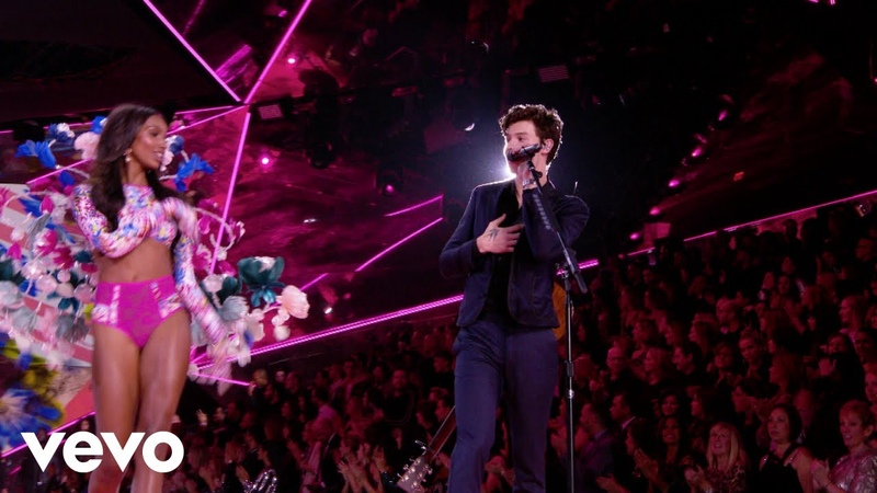 Shawn Mendes Lost In Japan Live From The Victoria's Secret 2018 Fashion Show