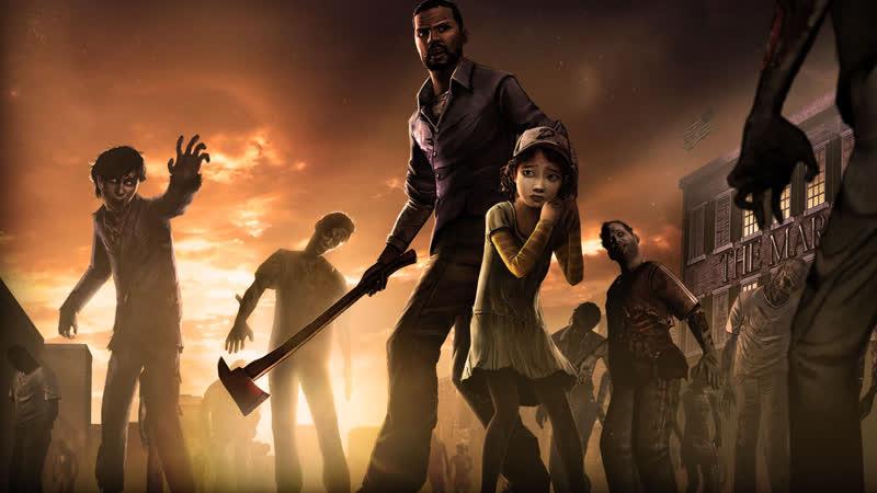 The Walking Dead глава 3 Впереди долгий путь
