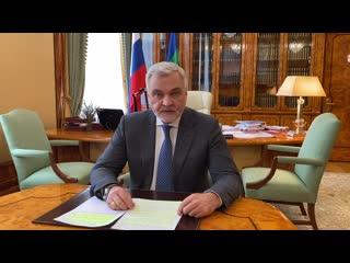 Владимир Уйба о ситуации в Коми на 1 мая