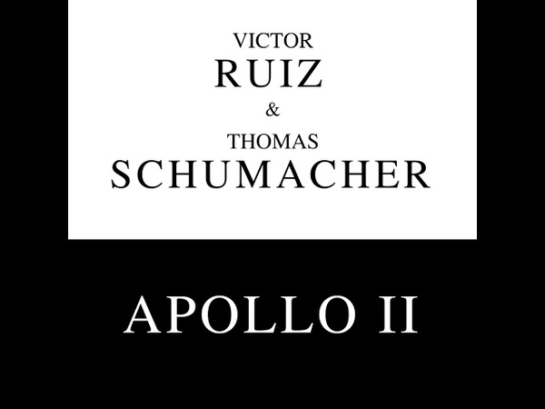 Victor Ruiz Thomas Schumacher Apollo II