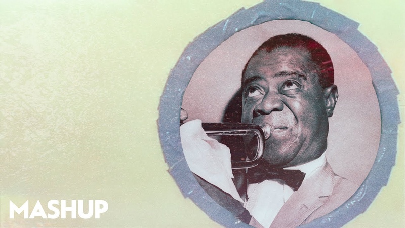 LOUIS ARMSTRONG x THE СВИТЕР WHAT A WONDERFUL NAPAS MASHUP