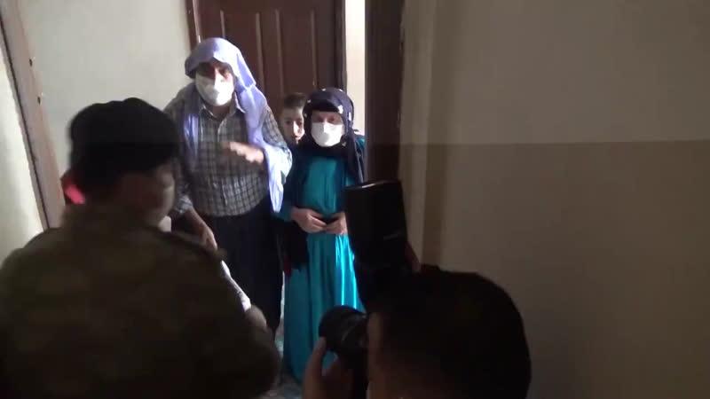 Millî Savunma Bakanlığı tarafından COVID-19 nedeniyle evinden çıkamayan ihtiyaç sahibi Şehit ve Gazi aileleri ile 65 yaş üzeri