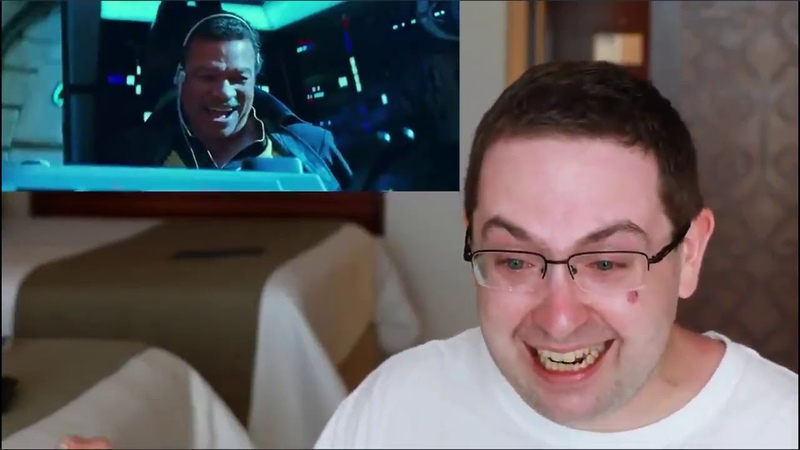 Star Wars - Absurd Video Shows man Crying Over New Star Wars Trailer