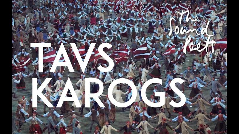 The Sound Poets un NacGavilet koris - Tavs karogs