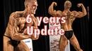 Offseason Posing Update 2015 - Natural Bodybuilder Mischa Janiec Transformation