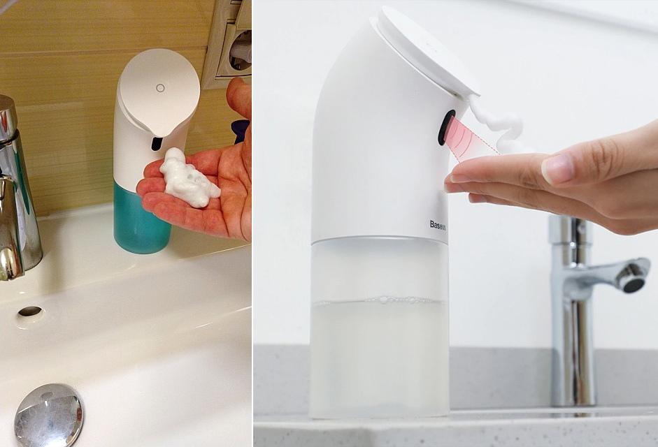 Baseus автоматический дозатор мыла -