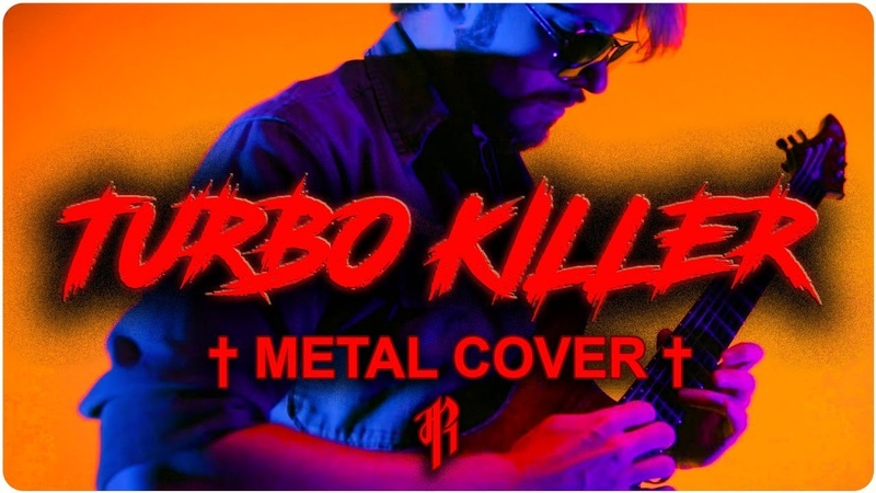 † Carpenter Brut TURBO KILLER METAL COVER by RichaadEB †