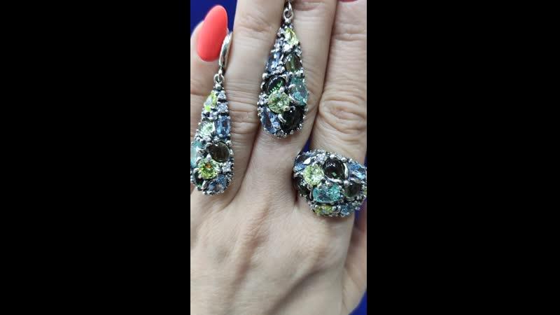Великолепные украшения из серебра в магазине РУССКИЙ ТЕКСТИЛЬ Всегда к Вашим услугам