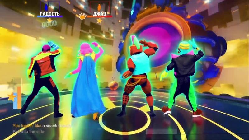 Flo Rida Sweet Sensation Just Dance 2019 ДАВАЙ ТАНЦУЙ