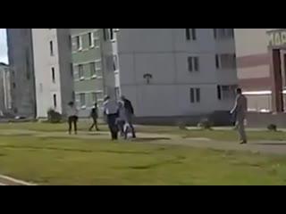 Момент задержания помощницы Виктора Бабарико попал на видео
