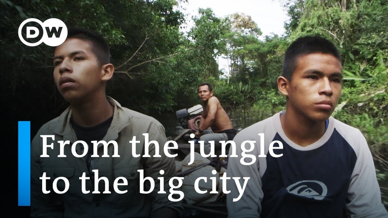 PERU - Peru – from the Amazon to Lima | DW Documentary