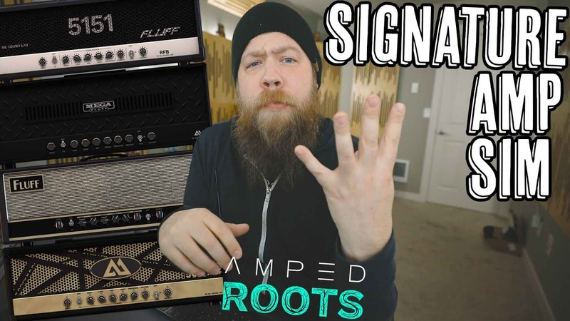 I Have A Signature Guitar Amp Sim And It's FREE