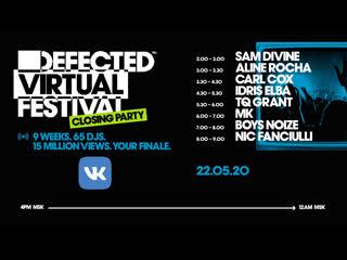 Defected Virtual Festival 6.0 - Closing Party