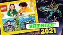 LEGO Каталог 2021 года. Какие эксклюзивы и новые наборы лего нас ждут Ниндзяго, Майнкрафт, Марвел