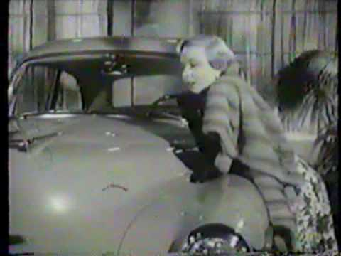 Oldsmobile 88 Commercial with Diana Lynn