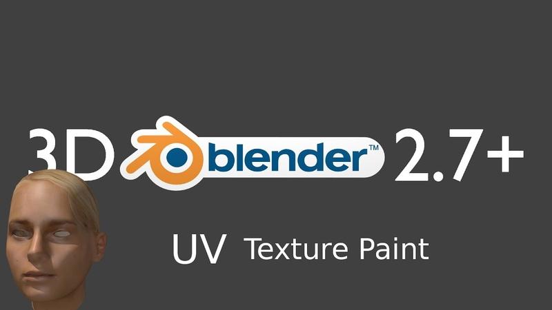 Blender 2.77 UV Texture Paint F-Clone Slots