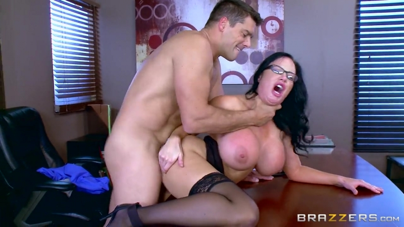 Busty Secretary Sybil Stallone Gets Drilled By Her Boss big tits milf Boobs mom Brazzers wife anal ass blow