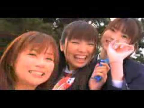 Японская реклама кавайных резаков xDD