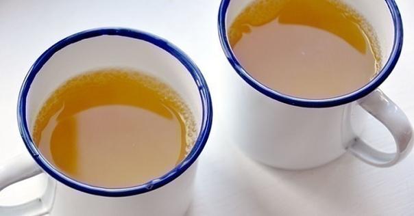 Имбирный чай: растворяет песок в почках и жир вокруг печени