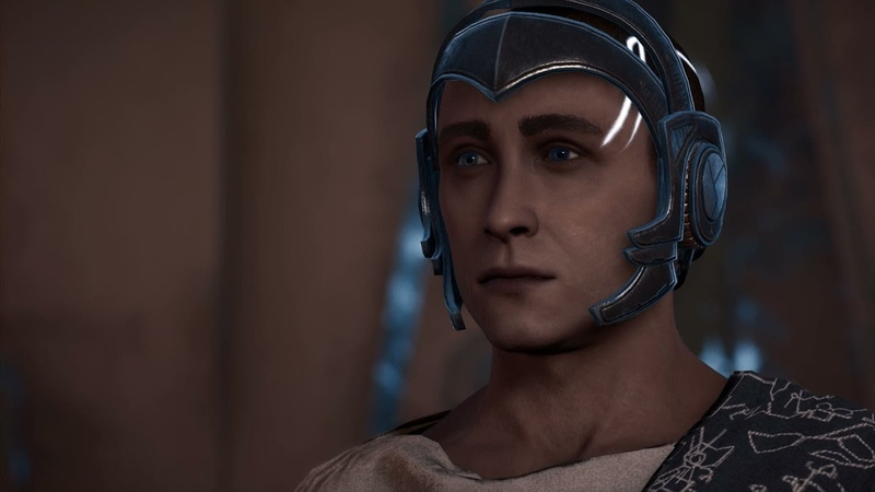 Assassin's Creed Odyssey Концовка Атлантиды часть 1