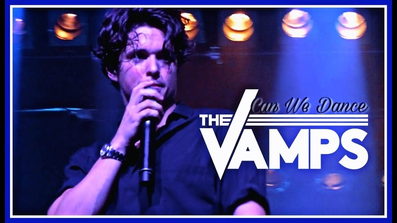 THE VAMPS Can We Dance Four Corners Tour Hamburg Brad Cam