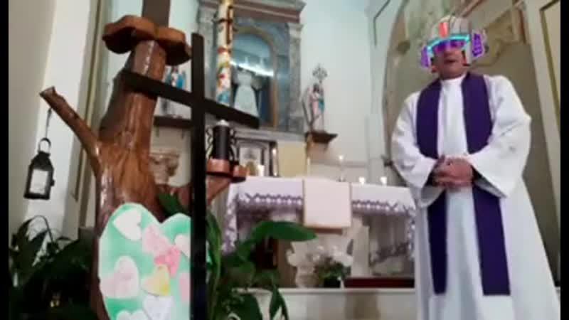 Когда священник на одной волне с молодыми