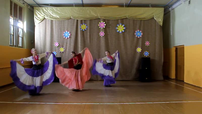 АРТ СТУДИЯ Стремление Цыганский танец