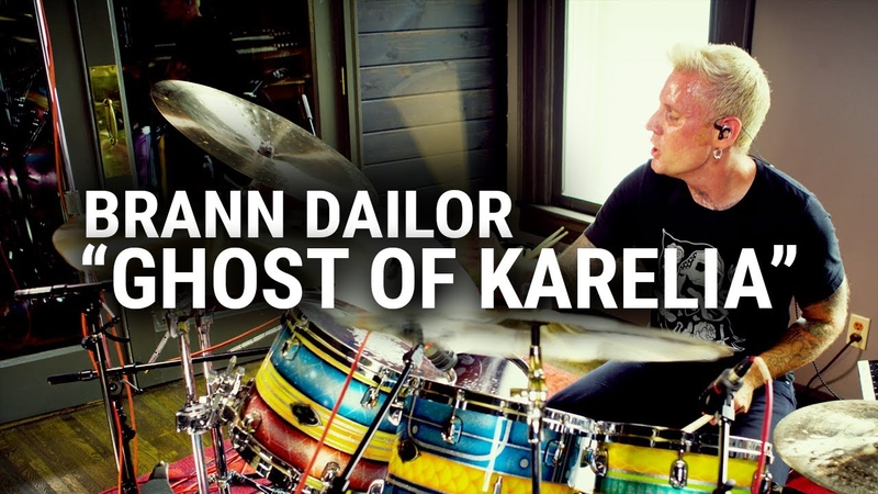 Meinl Cymbals - Brann Dailor - Ghost of Karelia