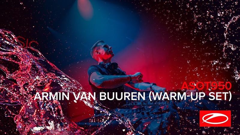 Armin van Buuren live at A State Of Trance 950 Jaarbeurs Utrecht The Netherlands Warm Up