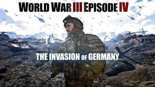 The invasion of Germany | World War 3 Episode 4 (Arma 3 III Machinima)