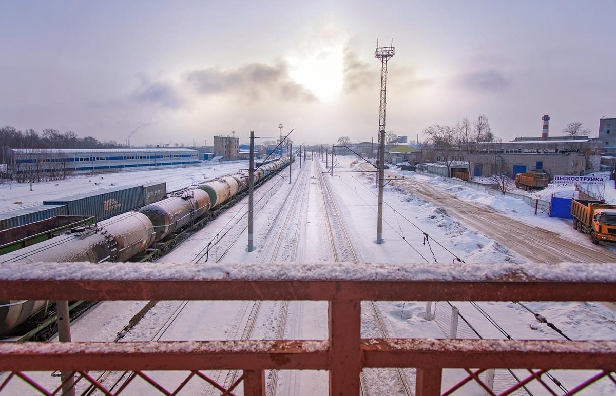 Железнодорожная перспектива