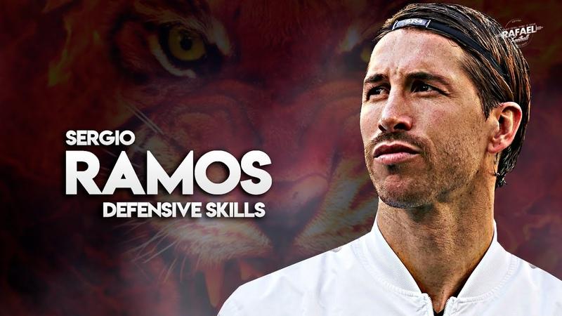 Sergio Ramos 2020 THE BEAST Defensive Skills Goals HD