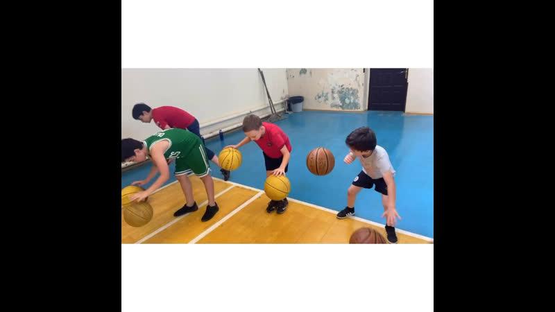 Младшая группа мальчиков 2009-2010 гг команды «Крылья Абхазии» крыльяабхазии баскетьолвабхазии nba