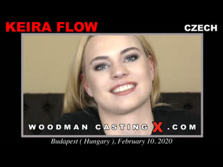 Пьер Вудман на карантине ебет в жопу шлюху Keira Flow (Порно, Голая мать, Грудь, Анал секс, Ебля, Попки, Минет, Woodman Casting)