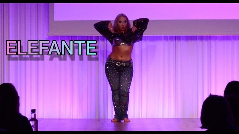 NK ELEFANTE ELEFANTE DIVA DARINA The most popular dance of 2020 Diva Style