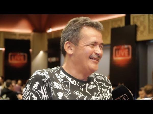 EAPT Черногория Андрей Голубев о том, как он называет ППЛ
